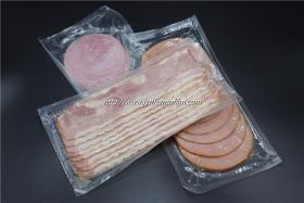 PA / EVOH / PE Thermoforming Filem untuk Bacon Packaging